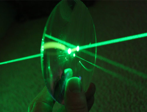 Laser – Not your childhood cat toy!